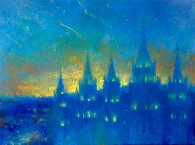 Blue temple.2